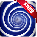 Blue hypnosis lwp Free icon