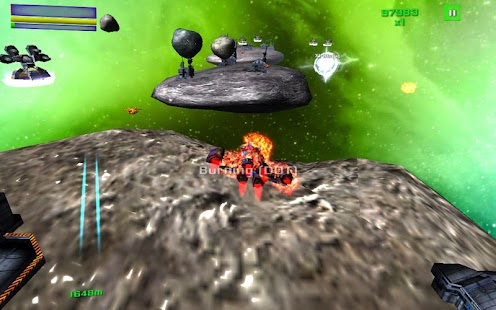 Galactic Run Free- screenshot thumbnail