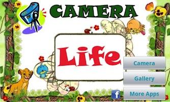Screenshot of Life Frames Camera
