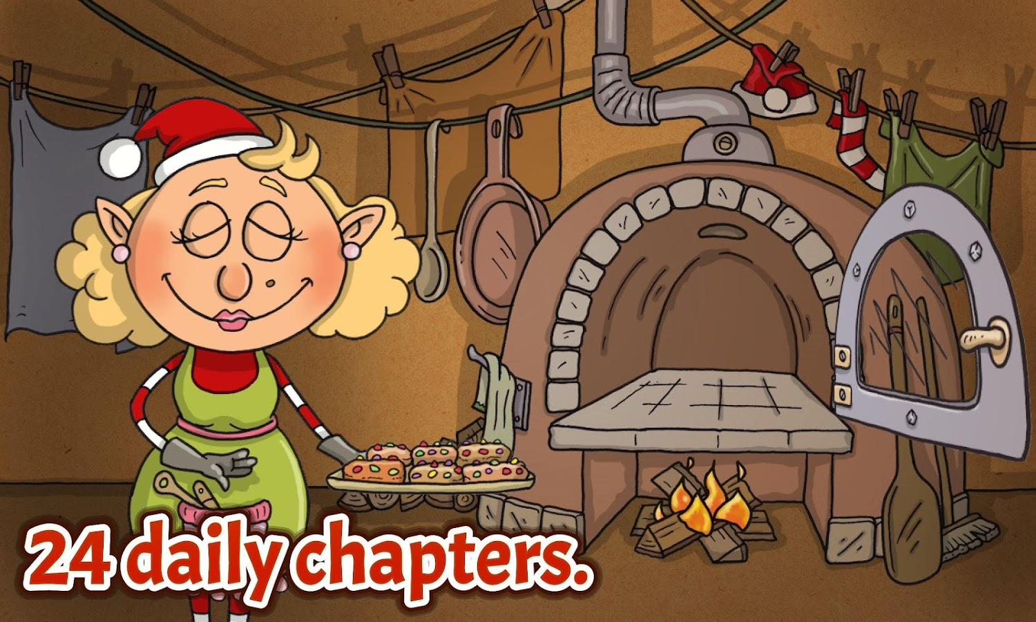 Christmas Games With Elves - screenshot