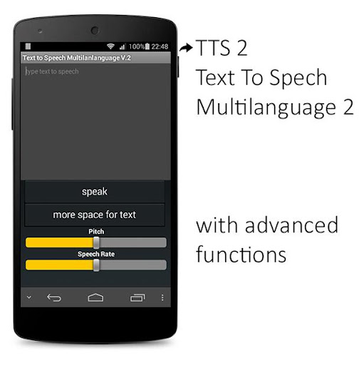 Text To Speech Multilanguage 2