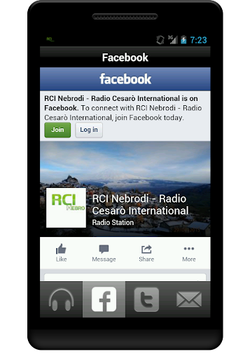 RCI Nebrodi mobile