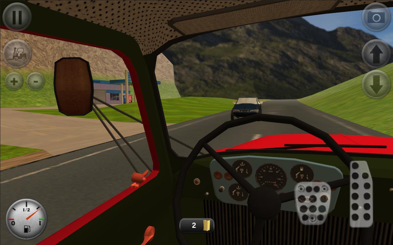 Truck Driver 3D - screenshot