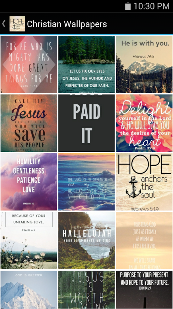 Christian Wallpapers HD Faith APK 1.0 - Free Puzzle Apps ...