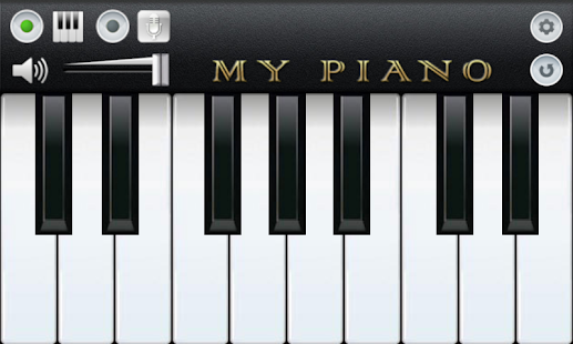 My Piano - screenshot thumbnail