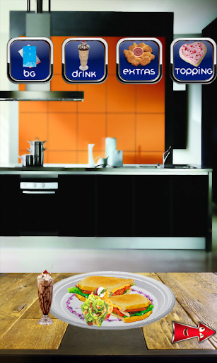 【免費休閒App】三明治機 - 孩子們的遊戲-APP點子