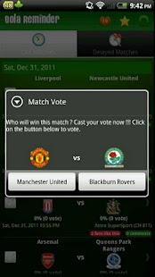 Bola Reminder - Malaysia - screenshot thumbnail