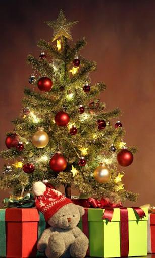 聖誕禮品高清壁紙