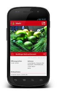 Berliner Weihnachtsmärkte - screenshot thumbnail