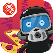 Pizza Party - Fingerprint