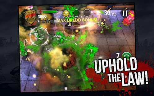 Judge Dredd vs. Zombies- screenshot thumbnail