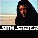 Sith Saber logo
