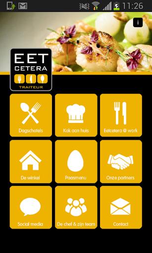 【免費生活App】EETCETERA-APP點子