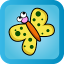 Fun for toddlers - kids games mobile app icon