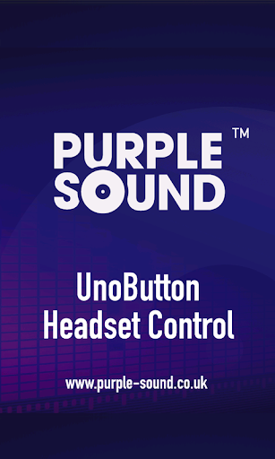 Purple Sound UnoButton