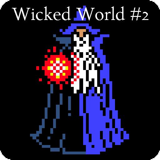 [RPG] Wicked World #2 角色扮演 App LOGO-APP試玩