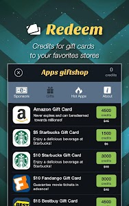 Apps giftshop – Free Gift Card screenshot 10
