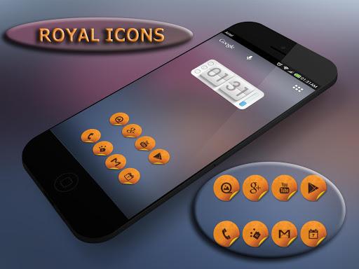 ROYAL ICONS-FREE APEX NOVA ADW