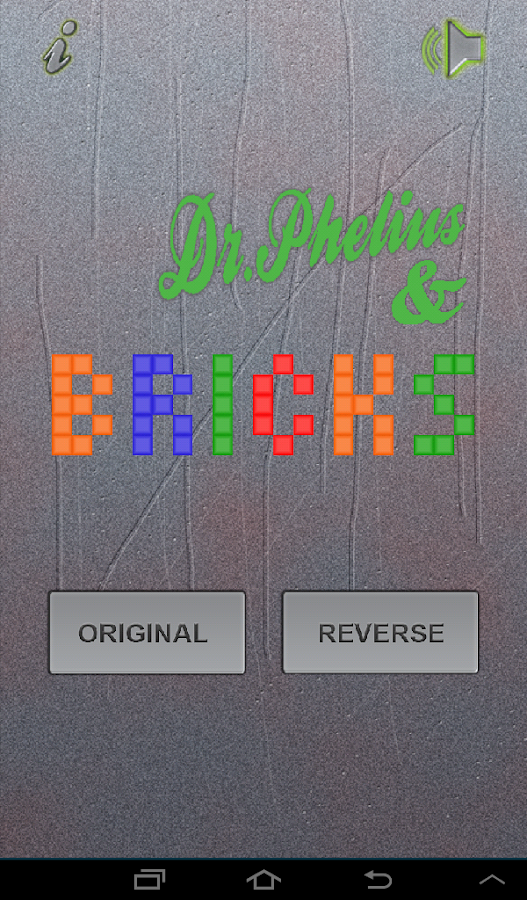 Dr.Phelius & Bricks - screenshot