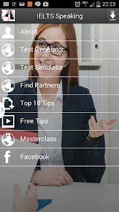 IELTS Speaking- screenshot thumbnail