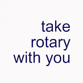 Take Rotary with you
