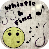 Whistle & Find - PRO