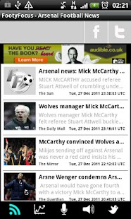 Manchester- News & Scores - screenshot thumbnail