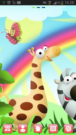 GO Launcher Theme Animals Buy