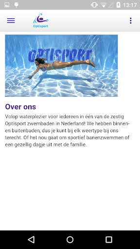 Optisport Zwembaden