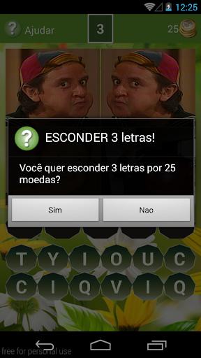 【免費拼字App】Chaves El Chavo del 8 Adivinha-APP點子