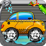 Taxi Car Wash 2D Simulator 1.0.1 Apk