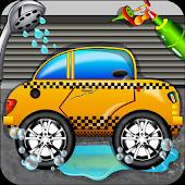 Taxi Car Wash 2D Simulator