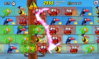 Screenshot of UP_Bird Zapper!