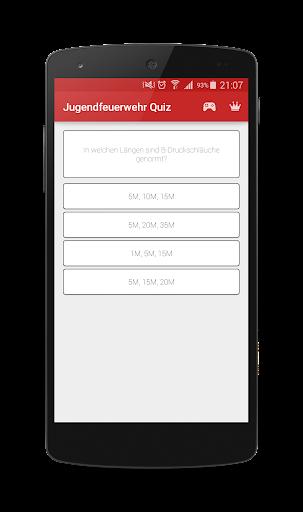 免費益智App|Jugendfeuerwehr Quiz|阿達玩APP