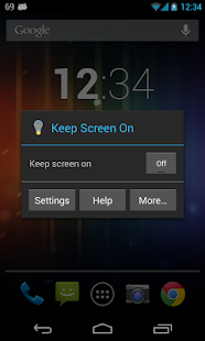 Keep Screen On - screenshot thumbnail