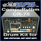 CR-78 DRUM KIT icon