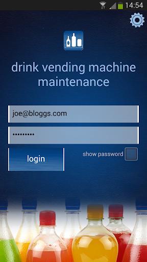 Drink Vending Machine Service