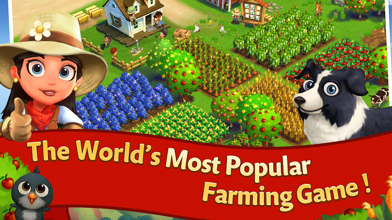 FarmVille 2 Country Escape v7.2.1452 [Unlimited Keys]