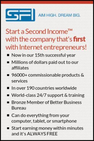 FreeWay To A Second Income