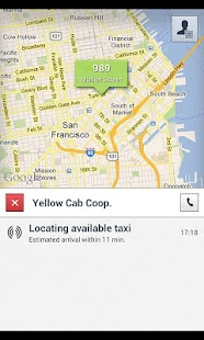Click A Taxi - screenshot thumbnail