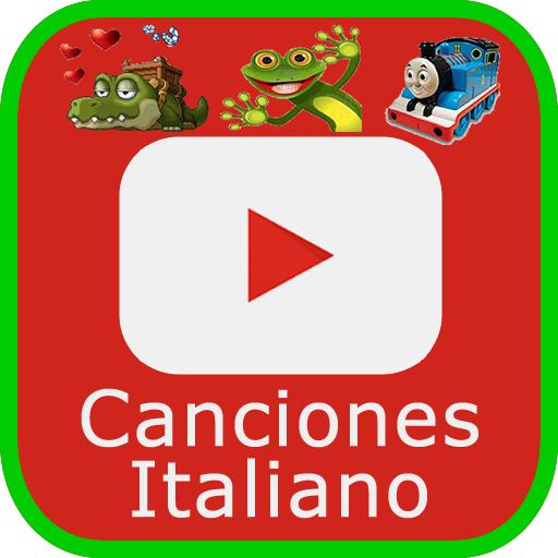 娛樂必備App|Canciones Italiano Infantiles LOGO-綠色工廠好玩App
