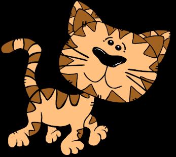Coloring: Cat