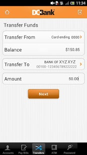 DCBank Mobile Banking- screenshot thumbnail
