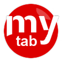 myTab mobile logo