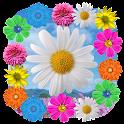 Flores de primavera Fondo icon