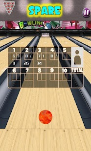 Real Bowling - screenshot thumbnail