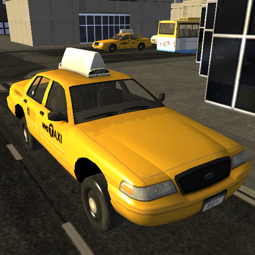 NYC Taxi Academy Sim Parking