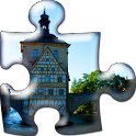 Bamberg puzzle for tablet PCs logo