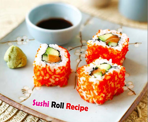 【免費生活App】Sushi Roll Recipe-APP點子