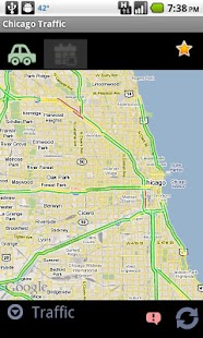 Chicago Traffic - screenshot thumbnail